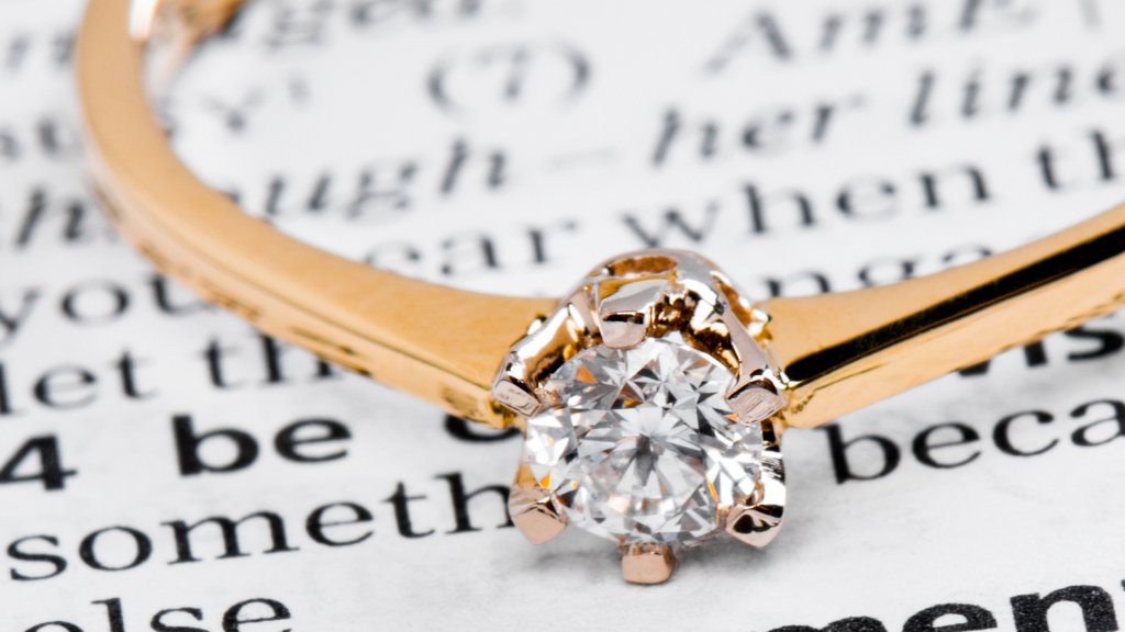 Why Should You Buy A Yellow Gold Engagement Ring?